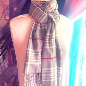 Accessories - Premium Scotland Cashmere Scarf